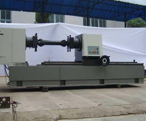 传动轴电液伺服扭转疲劳试验机(旋转液压马达